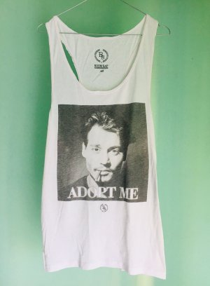 Boom Bap Top, oversized Top, Shirt, Johnny Depp Top
