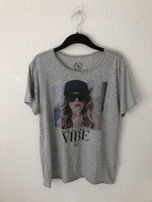 Boombap Shirt mit Print