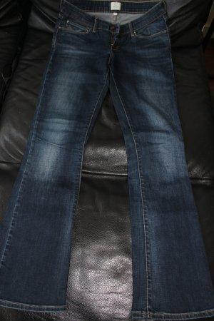 Levi's Jeans bootcut bleu foncé
