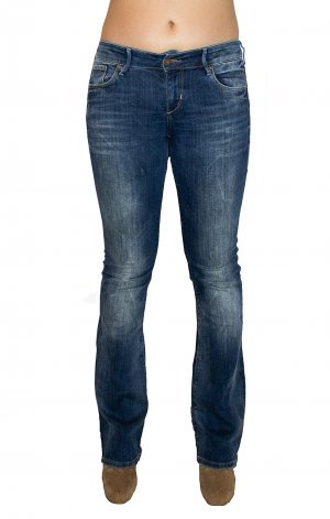 Boot Cut Low Waist Jeans
