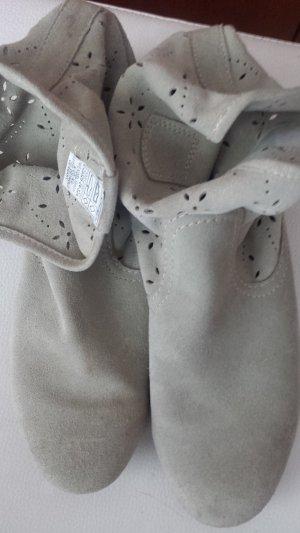 Marco Tozzi Tronchetto beige chiaro Scamosciato