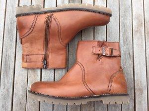 """Boot """"Stowe"""" von Birkenstock in Cognac"""
