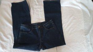 C&A Jeans bootcut bleu foncé