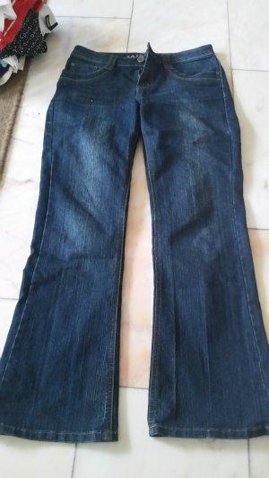 Zero Boot Cut spijkerbroek blauw-donkerblauw