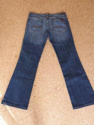 Bootcut Jeans (gekürzt) von 7 for all mankind