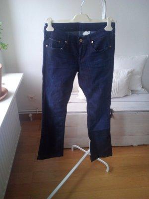 Bootcut Jeans Golddetails