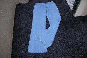 #Bootcut-Jeans, Gr. XL (46), #NEU, #hellblau, #FOXX