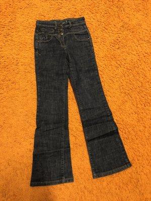 Bootcut Jeans high waist Gr. UK 6 reguläre Länge von Next