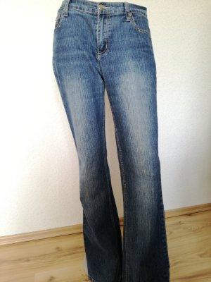 Bootcut Jeans Hose Schlaghose