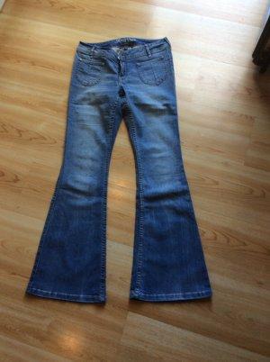 Bootcut Jeans von Blind Date Gr XS/ 34