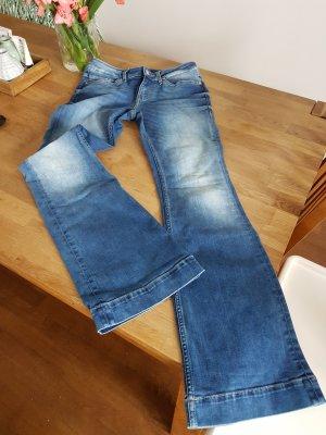 Bogner Jeans Vaquero de corte bota azul pálido