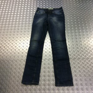 Bootcut Jeans von Closed Used look