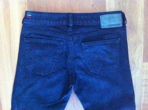 Bootcut Jeans von Diesel, Gr.36, schwarz, LETZTE REDUZIERUNG