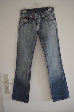 Bootcut Jeans von DIESEL! W27 TOP-Zustand!