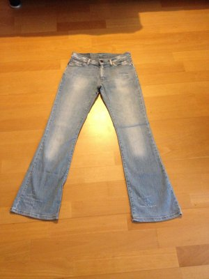 Bootcut Levis, Used Look, W30/L32