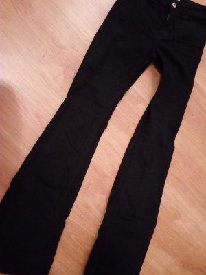 H&M Jeans bootcut noir coton