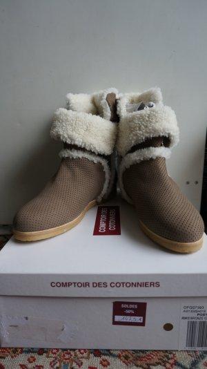 Booties/ kurze Stiefel  warm gefüttert