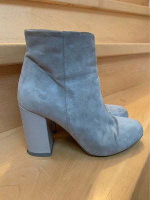 Kiomi Booties light grey