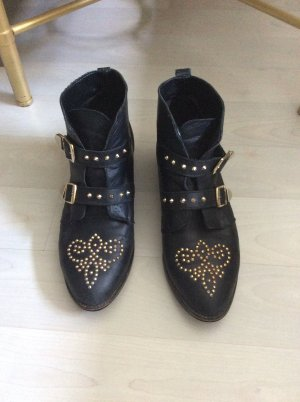 Booties susana Leder ankle boots
