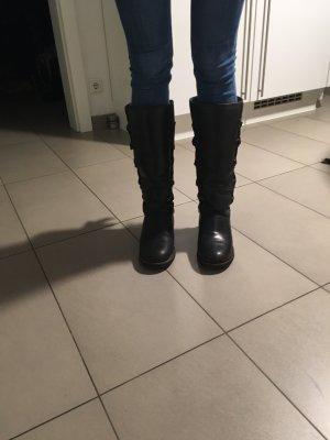 UGG Fur Boots black