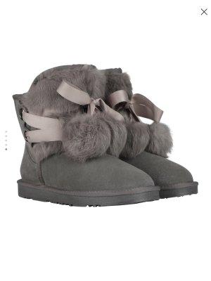 Si Barcelona Snow Boots dark grey
