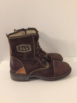 Dolce & Gabbana Low boot multicolore