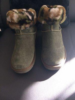 no name Snow Boots khaki