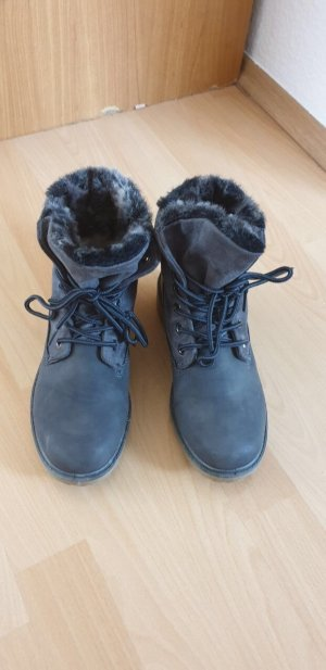 100% Fashion Snow Boots taupe