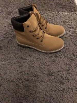 Desert Boots camel-sand brown