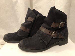 Peckott Boots dark blue