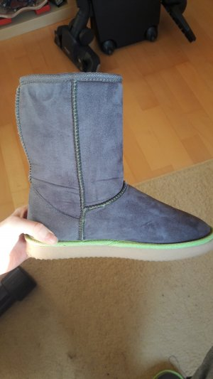 b.p.c. Bonprix Collection Boots grey