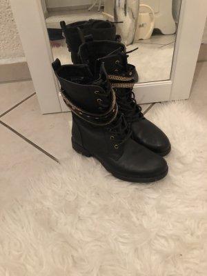 Jumex Booties black