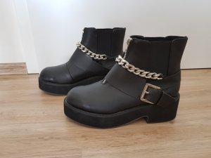 Asos Desert Boots black