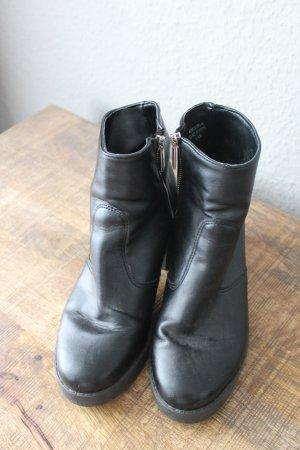 Boots ASOS Schwarz Gr. 39