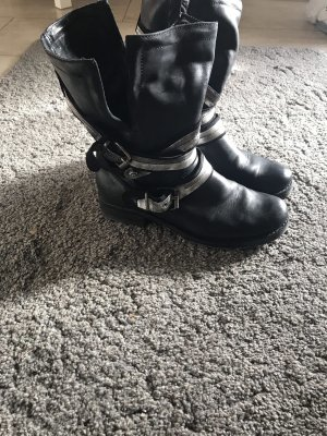 Boots Bikerlook