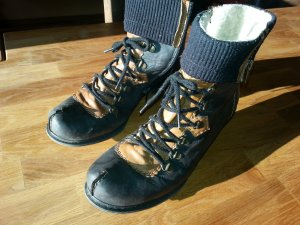 Boots Booties von Rieker