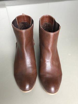 Boots braun von ZARA