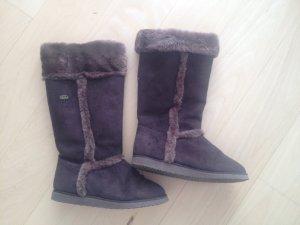 Boots Buffalo Größe 40 braun