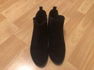 Boots Chelsea schwarz