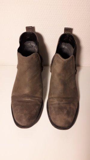 Deichmann Boots grey