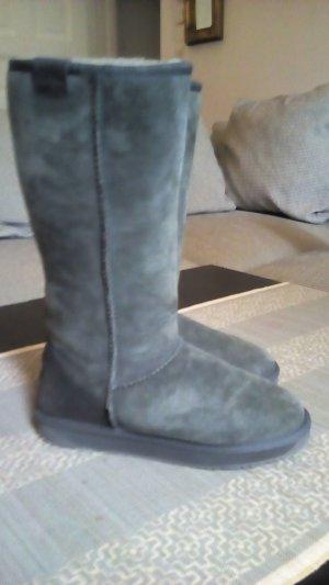 Boots Emu 37 Grau Neuwertig