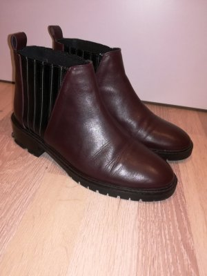 Another A Chelsea Boot rouge mûre