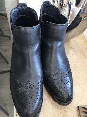 Deichmann Chelsea Boots black