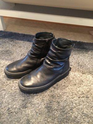 Paul Green Desert Boots black