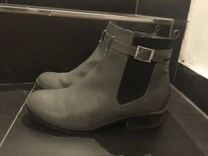 New Look Botines Chelsea gris
