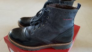 Boots#Herbst#Schnürer#halbhoch