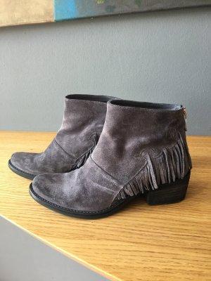 Kanna Low boot gris