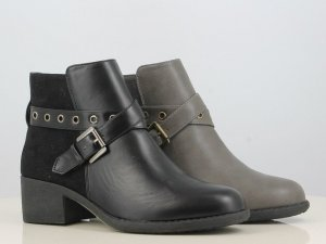 100% Fashion Botas negro