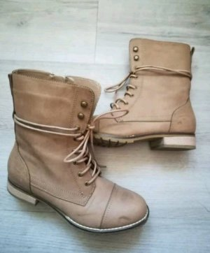 Graceland Low boot beige