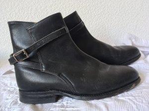Boots Leder